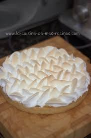 cuisine tarte au citron recette tarte au citron meringuee la cuisine de mes racines