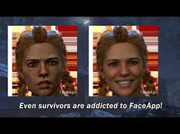 Meme Face App - dead by daylight even survivors are addicted to faceapp youtube