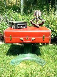 trunk style bedside tables trunk style bedside tables medium size of luggage side table full
