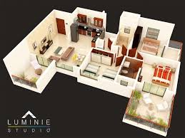 3d Floor Designs by 3d Floor Plans Cut Section U2013 Luminie Studio