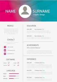 resume backgrounds gradient resume vector png curriculum vitae resume png and