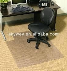 tapis de sol bureau tapis pour chaise de bureau tapis bureau transparent tapis de sol