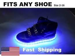 light up air jordans light up your shoes any size 7 8 9 10 11 12 13 14 15 nike adidas