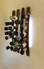 unique wine racks fun rooms unique wine rack design cool wall mounted wood wine