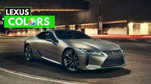 lexus luxury sports car 2017 lexus lc colors limited edition luxury sport sport