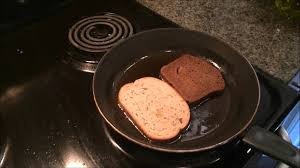 How To Make Grilled Cheese In Toaster How To Toast Bread Without A Toaster Youtube