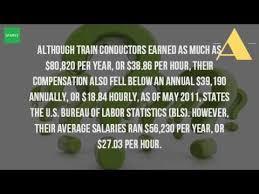 bureau fond d ran how much does a conductor a year