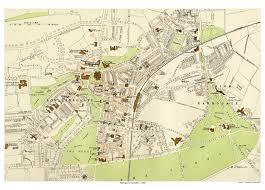 map uk harrogate harrogate 1900 map maps of