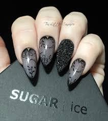 blackstar sugar ice nano caviar and lace design