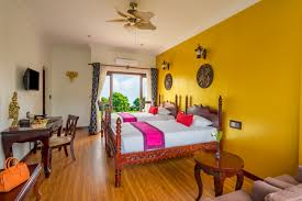 Guest Room With Twin Beds by Deluxe Twin Bed Room Beyond Yangon Boutique Inn Siem Reap