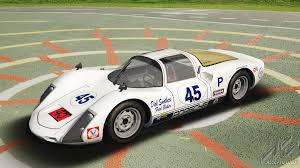 porsche 906 carrera cars list assetto corsa database