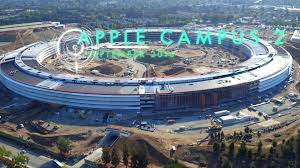 apple campus 2 september 2016 construction update youtube