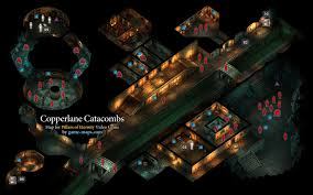 Poe Maps Copperlane Catacombs Defiance Bay Pillars Of Eternity