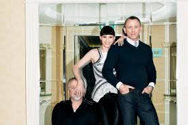 the with the an with rooney mara