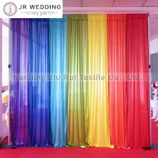 wedding backdrop aliexpress new design 3m 3m creative free shipping rainbow colorful wedding
