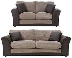 ebay sofa home harley 3 seater and 2 seater fabric sofa from