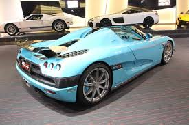 koenigsegg cc8s rear 2010 koenigsegg ccxr in light blue color rear photo size 1280 x