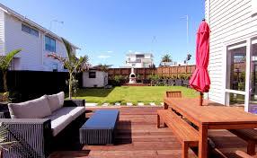 garden design made for outdoor living zones