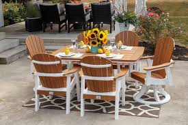 Dining Patio Set - poly outdoor furniture baltimore md ravens patio poly furniture