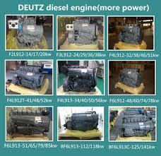 3 cylinder deutz engine for hydraulic pump f3l912 buy deutz