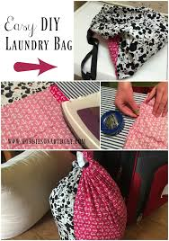 Massachusetts travel laundry bag images How to make a laundry bag in 15 minutes jpg