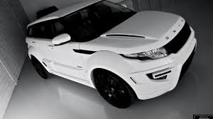 onyx range rover onyx concept shows rogue edition based on range rover evoque