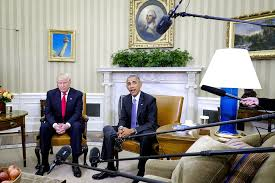 obamas did not cancel first couples u0027 photo op with donald melania