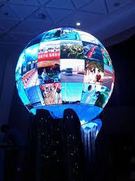 sphere led screen global or led screen