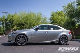 lexus is 250 tire size 2015 lexus is with 20 vossen cvt in gloss graphite directional