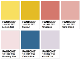 pantone spring summer 2017 rainbow connection pantone color trends for 2018 gcu community