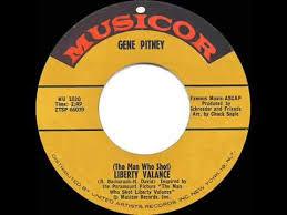 Watch The Man Who Shot Liberty Valance 1962 Hits Archive The Man Who Shot Liberty Valance Gene Pitney