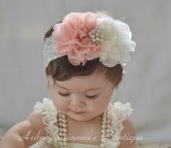 newborn headbands boutique style headband you color baby headband newborn