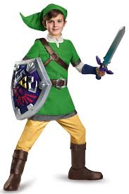 spirit halloween kansas city the legend of zelda boys deluxe link costume buycostumes com