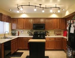 kitchen lighting ideas houzz mesmerizing track led lighting idea for kitchen interior with