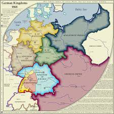 Dortmund Germany Map by German Kingdoms 1868 Alternate History 2402 X 2402 Oc Mapporn