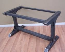 Iron Table Base Iron Table Legs Etsy