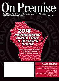 on premise membership directory u0026 buyers guide 2016 by nei turner