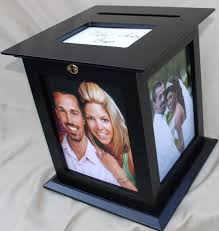 Wedding Photo Box Personalized Wedding Card Box On Sale Now