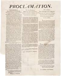 thanksgiving proclamation congress in the archives