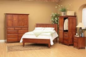 Mission Style Bedroom Furniture Cherry Antique Oak Bed With High Headboard Bedroom Furniture Victorian