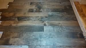 can you stain maple a max hardwood flooring