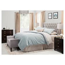 custom nail button tufted wingback upholstered bed u0026 headboard