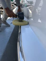 endless summer yacht restoration project chi yacht refinishing