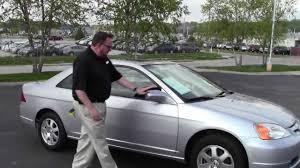 2003 honda civic ex parts used 2003 honda civic ex coupe for sale at honda cars of bellevue