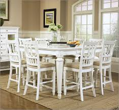 white counter height kitchen table and chairs excellent white counter height table set contemporary best image