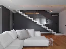 rectangle shape black color fur rug minimalist home interior red