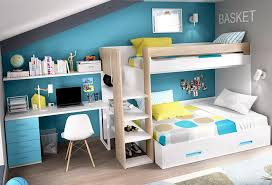 Modern Bunk Bed With Desk Modern Bunk Beds Colors The Modern Bunk Beds Sleep