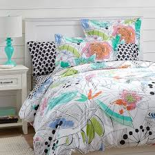 Pb Teen Duvet Painted Palm Duvet Cover Sham Pbteen