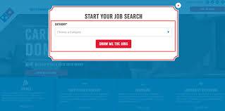 domino u0027s job application