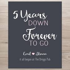 5 yr anniversary gift the 25 best 5 year anniversary quotes ideas on 3 year